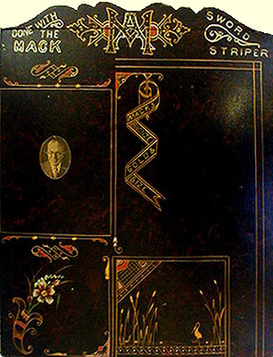 #1 Andrew Mack-The 1st & Oldest Panel Circa 1900