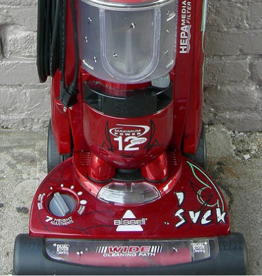 #93C Carl Norris, 605 Joyce Court, Berthoud CO, Bissell Vacuum Cleaner - Suck it up! October 2006, View 3 of 3