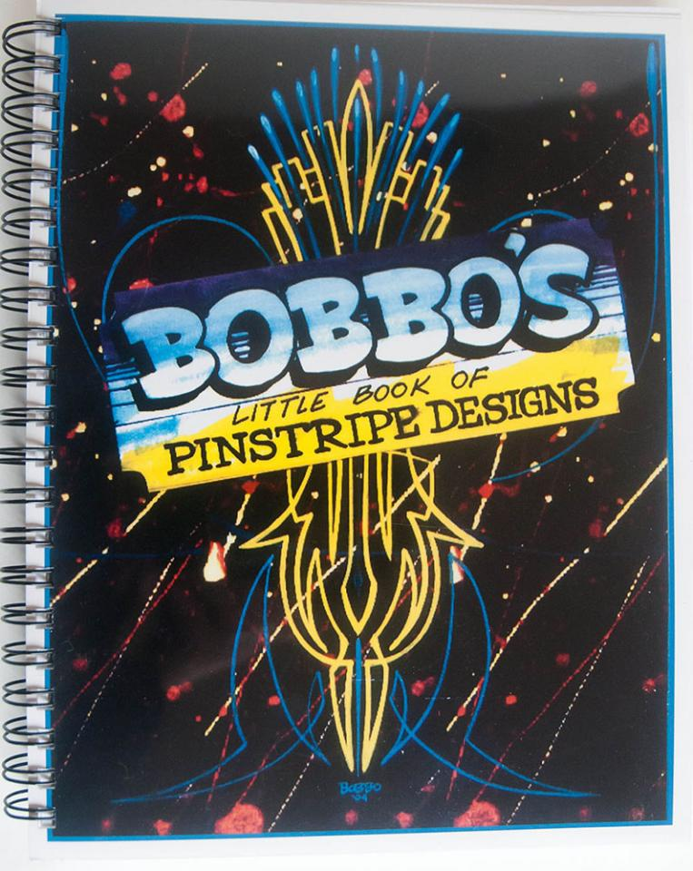 Bobbos little book of pinstripe designs mack brush bobbos little book of pinstripe designs publicscrutiny Gallery