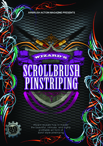 Wizards scrollbrush pinstriping dvd wzsbp mack brush publicscrutiny Image collections