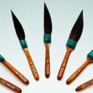 """The """"Original"""" Mack Sword Striping Brush"""