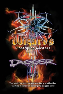 Wizards pinstriping masters dagger updated version dvd wpmd wizards pinstriping masters dagger updated version dvd wpmd publicscrutiny Image collections